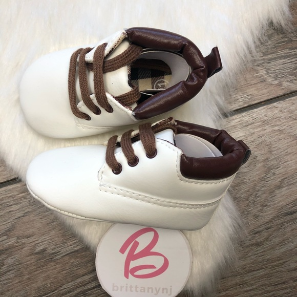 Shoes   Baby Boy Boutique White Boots